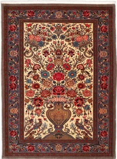 قالی بافی در دوران صفوی