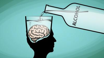 اثار مخرب الکل بر مغز و کبد که نمی دانستید...!