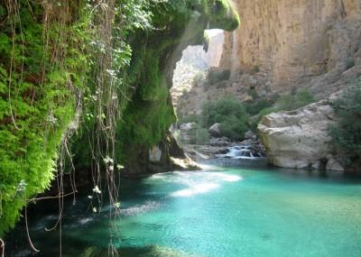 بهشتی در دل طبیعت ایران