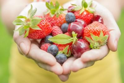 زندگی سالم نیاز به یک رژیم غذایی سالم دارد