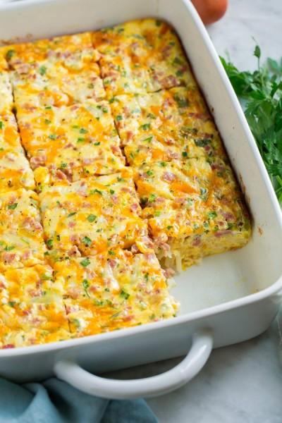 طرز تهیه کاسرول با سبزیجات