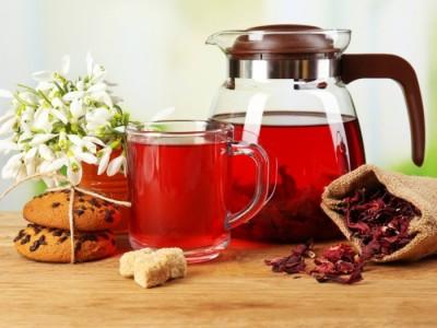 مزایا چای ترش/ فوائد چای هیبیسکوس چیست