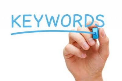 استخراج کلمات کلیدی برای سایت