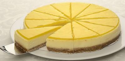 طرز تهیه کیک پنیر لیمو