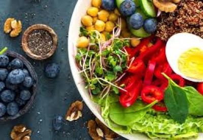 هوس غذایی در گیاه خواری - دکتر زرین آذر