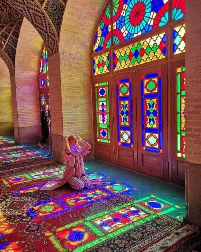 مثلث گردشگری شیراز-اصفهان-یزد