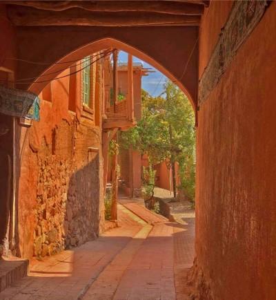 عجیب ترین روستاها در ایران/ جاذبه های گردشگری روستایی