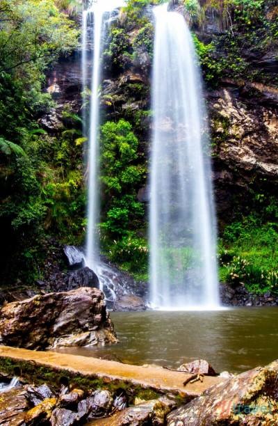 جاذبه های گردشگری سواد کوه / آبشار گزو و دریاچه شور مست