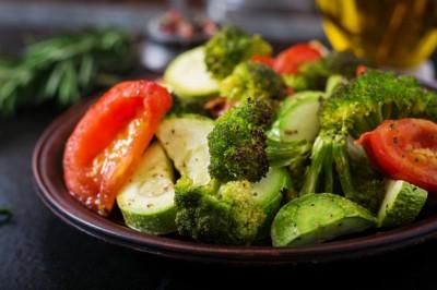 حاشیه ای بر خام گیاهخواری