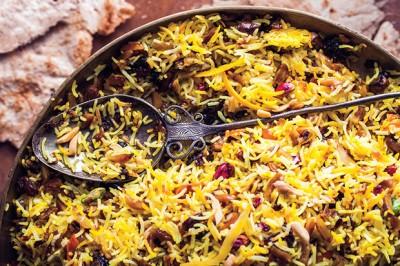 طرز تهیه هویج پلو آذربایجانی