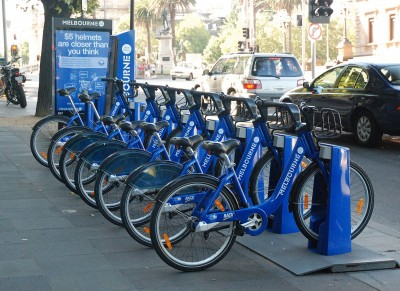 دوچرخه های اشتراکی و نظام آن در سایر کشورها