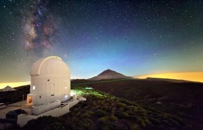 نگاهی به رصدخانه های بزرگ ایران