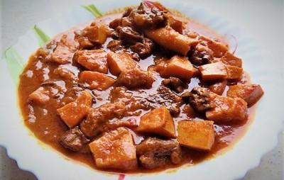 غذای سنتی استان لرستان- خورش قلیه ترش