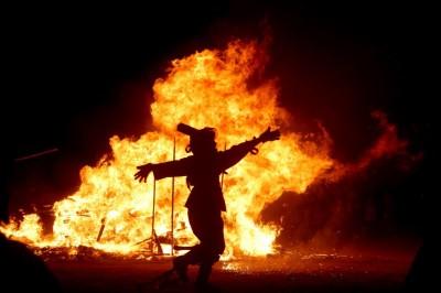 جشنواره آتش در ایران چهارشنبه سوری