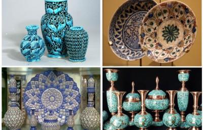 صنایع دستی ایران | رنگین کمانی از تنوع ریشه در تاریخ قدیمی