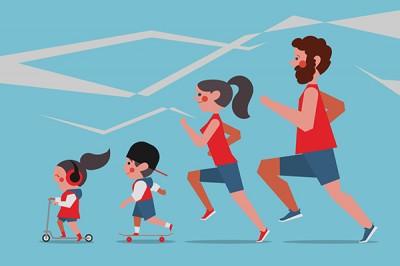 تاثیر ورزش بر روی کرونا ویروس و بیماری های دیگر
