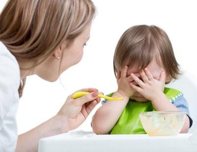 12 فرمان برای درمان بد غذایی کودکان