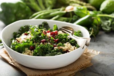 برنامه یک روز گیاه خواری بر اساس ساعت بیولوژیک بدن + دکتر زرین آذر