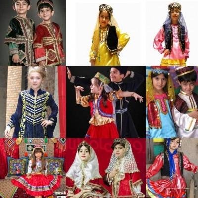 آشنایی با لباس سنتی ایران | تاریخ ، فرهنگ ،ایل