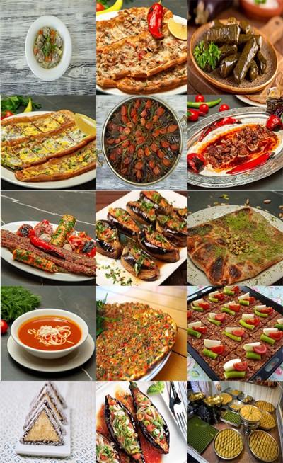 غذاهای محلی و ملی ترکیه، میراث فرهنگ عثمانی