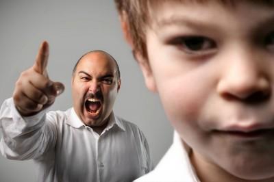 تنبیه و مجازات کودک
