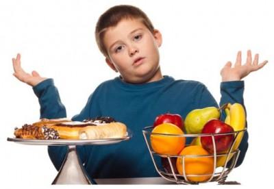 چاقی در دوران کودکی