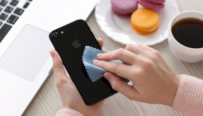چگونه تلفن همراه خود را تمیز کنید