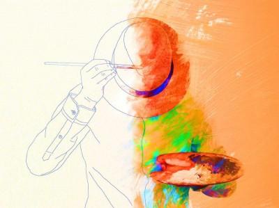 راه کارهایی برای تولید اثر هنری