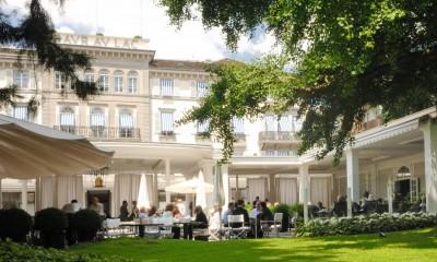 داستان هتل پالاس تاناتوس - اثر : آندره موروا