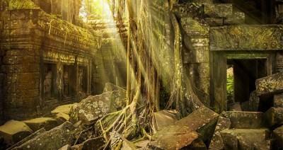 زیباترین گمشده های جهان باستان