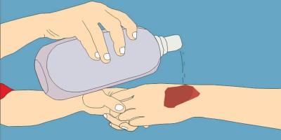 فواید و کاربرد آب نمک