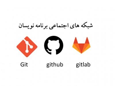 معرفی شبکه های اجتماعی برای برنامه نویسان