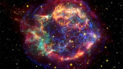 مرگ ستارگان پدیده ای عجیب وشگفت...