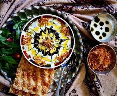 معرفی آش های سنتی و اصیل ایرانی