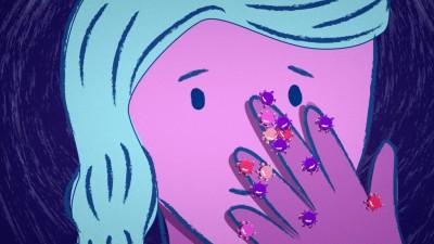 نکاتی برای جلوگیری از لمس صورت در حین شیوع کرونا ویروس