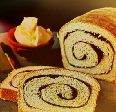آموزش رولت نان دارچینی