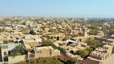 میراث فرهنگی میبد یزد دیار خشت و گل شهر تاریخی