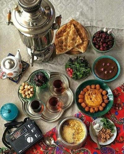 نکاتی برای درست و سالم خوردن در ماه رمضان