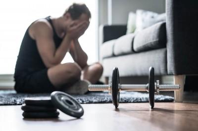 ورزش در مقابل افسردگی