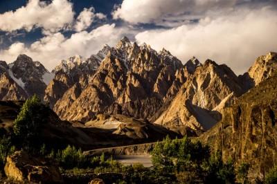 جغرافیا ، کوه و بیابان های ایران