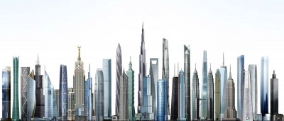 آشنایی با بلندترین برج های دنیا