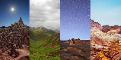 زیباترین و بهترین اماکن طبیعی ایران