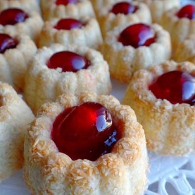 آموزش شیرینی نارگیلی مجلسی