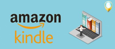 تولید کتاب الکترونیکی و فروش آن در آمازون