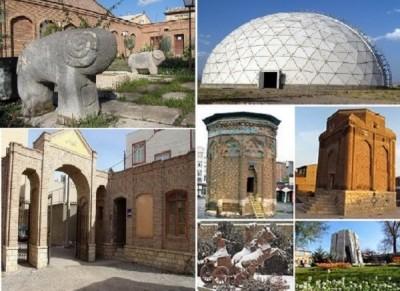 مراغه ، جواهر نجوم و شهر جیپ های ایران
