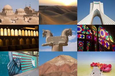 تاریخچه ایران سرزمین زیباییها