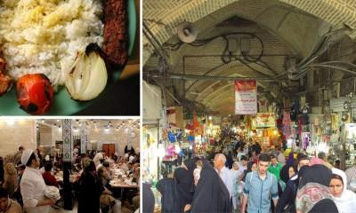 هویت خاص و اهمیت بازار در تاریخ ایران