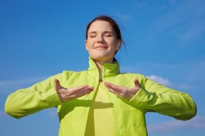 تمرینات تنفس برای بهبود خواب
