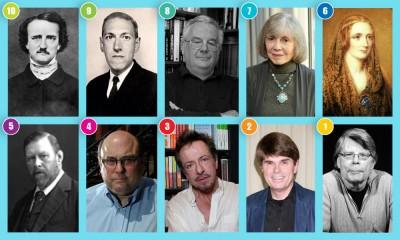 برترین نویسندگان ژانر «وحشت»