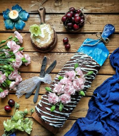 آموزش رولت سوئیسی با روکش شکلاتی